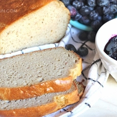 Grain-Free, Gluten-free, Paleo Bread