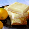Light Lemon Coconut Bars