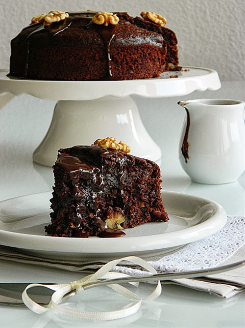 Sticky Date Pudding (Cake)