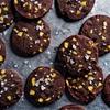Chocolate-Pistachio Sablés