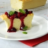 No-base light Cheesecake