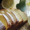 Lemon Cake. Zitronenkuchen