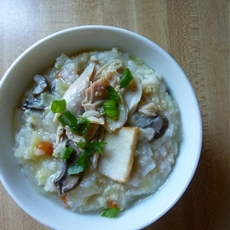 One-Pot Chicken Congee/ Porridge