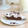 Silk Chocolate Pie {vegan and gluten-free}