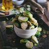 Oven Baked Brussels Sprouts