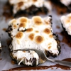 Swirl S'mores Brownies