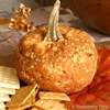 The Great Pumpkin Cheese Ball