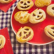 Homemade pumpkin pie poptarts
