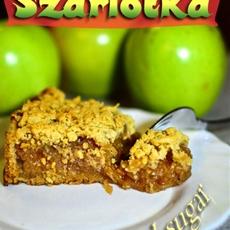 Traditional szarlotka recipe aka polish apple pie
