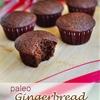 Paleo Gingerbread Muffins (gluten-free, dairy-free)