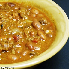 Barbecue Beef Chili