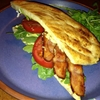 A Greek Take on the BLT