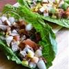 Lettuce Chicken Tacos