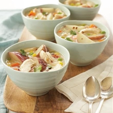 Country Chicken & Buttermilk Soup