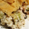 Rice Broccoli Pot Pie
