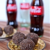 No-Bake Chocolate Cola Nuggets