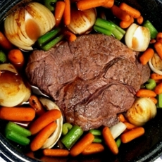 Pioneer Womans Perfect Pot Roast