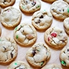 Christmas M&Ms Cookies Recipe