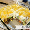 Cheesy Easy Shepherds Pie