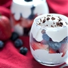 Berry Brownie Trifles