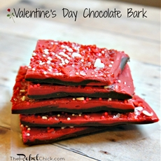 An Easy Chocolate Bark Recipe