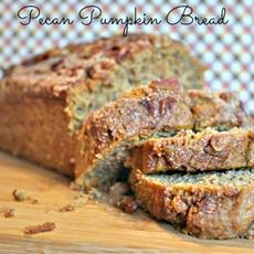 Pecan Pumpkin Bread Recipe