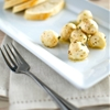 Easy Party Appetizers: Marinated Mozzarella Recipe