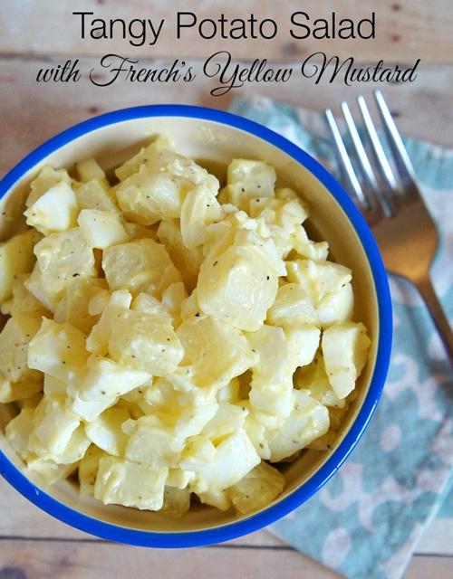 Tangy Potato Salad