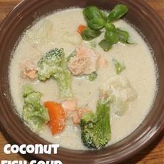 Coconut Fish Soup