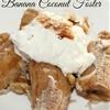 Paleo Banana Coconut Foster