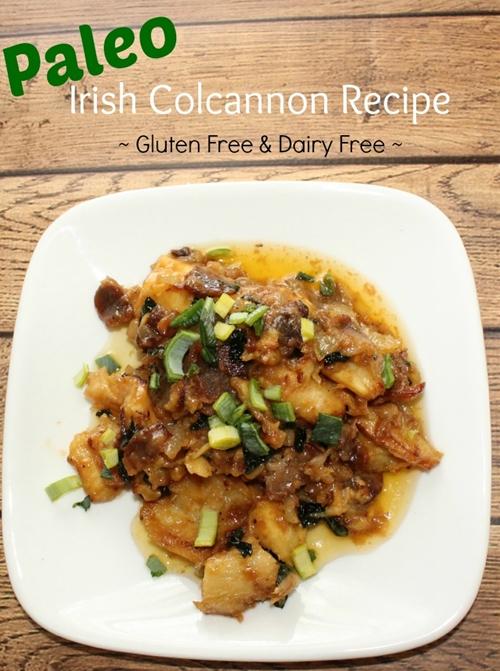 Colcannon Recipe - Paleo Style