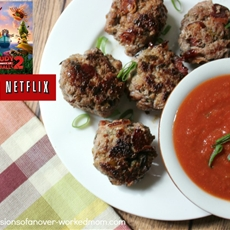 Meatballs without Breadcrumbs Gluten Free & Paleo