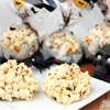 Maple Walnut Popcorn Balls