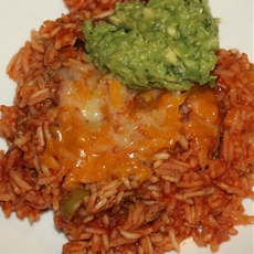 Gluten free slow cooker recipe: Spanish Rice