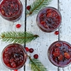Cranberry Raisin Holiday Jam