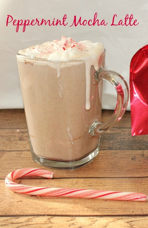 Peppermint Mocha Latte Recipe