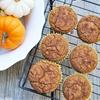 Gluten-Free Pumpkin Pie Muffins Recipe from Sweet Debbie