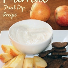 Primal Fruit Dip Recipe