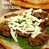 Leftover Beef Recipes: Korean Beef Tostadas