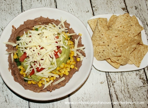 Healthy Mexican Dip Recipe