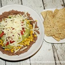 Healthy Mexican Dip Recipe