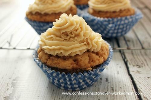 Organic Cupcake Recipe from Scratch