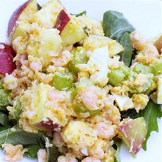 Paleo Shrimp Salad Recipe