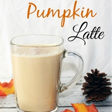 Paleo Coffee Drink Recipe: Pumpkin Latte
