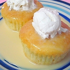 Skinny Tres Leches CupCake Recipe