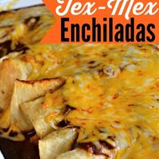 Tex Mex Enchiladas