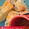 Garlic and Cheese French Bread