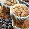 Pumpkin Spice Chocolate Chip Muffins