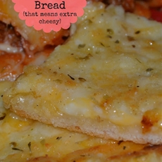 Wisconsin Cheesy Bread