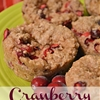 Cranberry Whole Wheat Muffins